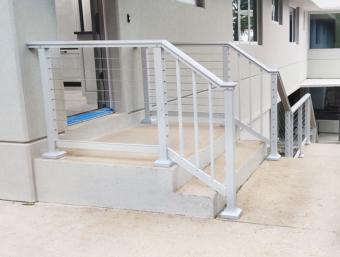 stair transitions